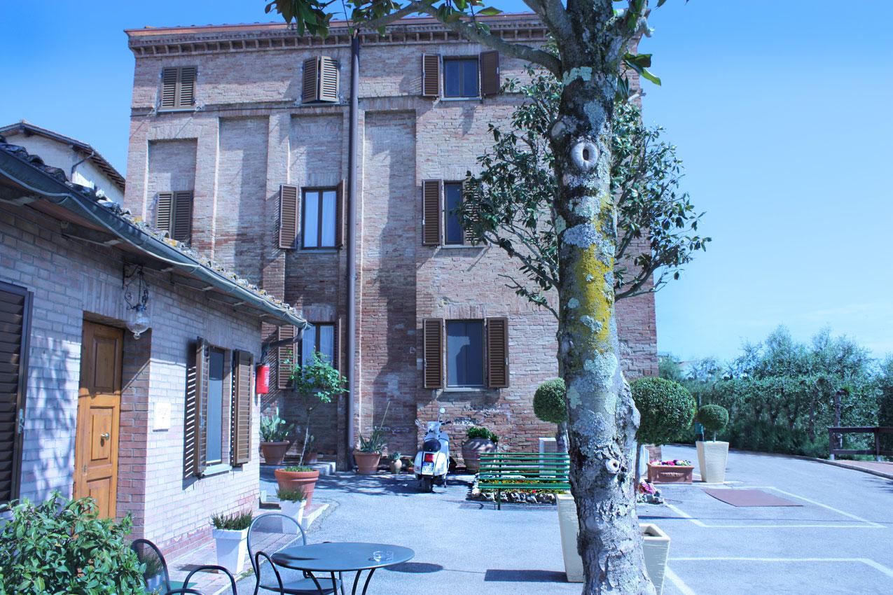 Hotel Porta Romana Siena